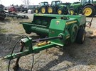 Baler-Square For Sale:  2004 John Deere 348