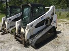 Skid Steer-Track For Sale:  2015 Bobcat T590