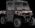 Utility Vehicle For Sale: 2018 Can-Am 2018 DEFENDER HD8 W/CAB CAMO SKU # 8UJC