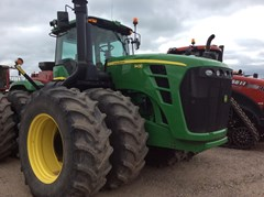 Tractor For Sale 2009 John Deere 9430 , 425 HP