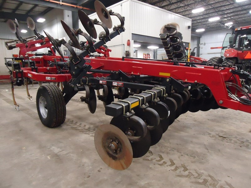 2011 Case IH ECOLO-TIGER 870-9S Deep Till For Sale