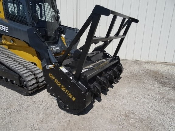 2017 John Deere MH60C Skid Steer Attachment For Sale