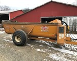 Manure Spreader-Dry/Pull Type For Sale: 2008 Knight 8114