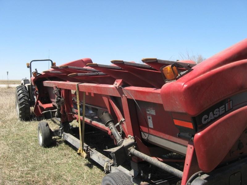 2010 Case IH 3408 Header-Corn For Sale
