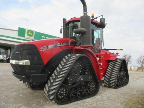 2015 Case IH Quadtrac 470 Tractor For Sale