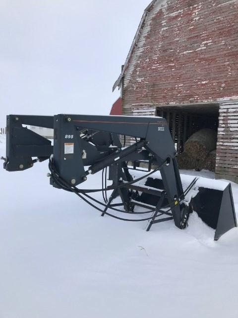 Buhler Farm King 895 Front End Loader Attachment For Sale
