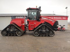 Tractor For Sale 2014 Case IH STEIGER 550 QUADTRAC , 550 HP