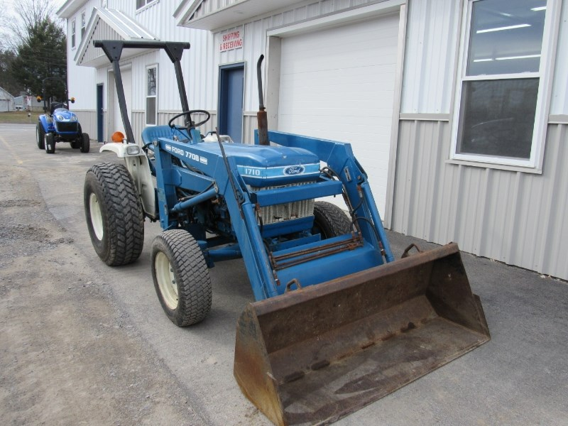 1985 Ford 1710 Tractor For Sale