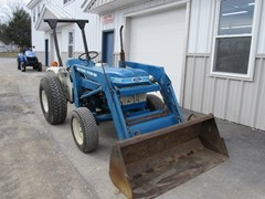 Tractor For Sale:  1985 Ford 1710 , 26 HP