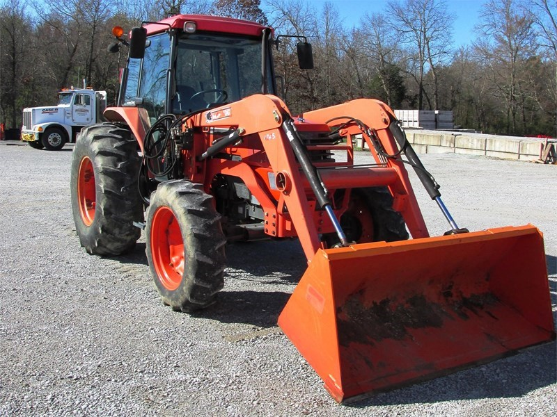 Kubota M8200 Tractor For Sale