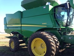 Combine For Sale 2016 John Deere S660
