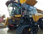 Combine For Sale: 2015 Claas LEXION 760TT