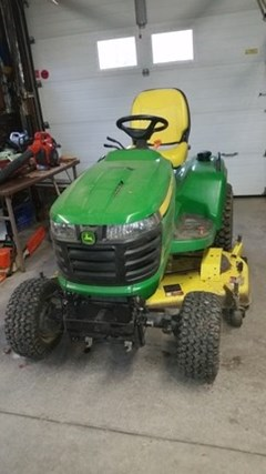 Riding Mower For Sale 2014 John Deere X738 , 25 HP