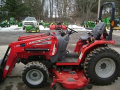 Tractor For Sale 2009 Massey Ferguson 1528 , 28 HP