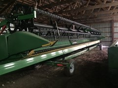 Header-Draper/Flex For Sale:  2015 John Deere 640FD