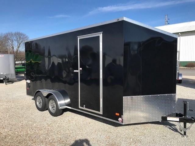 2019 Bravo Trailers 716TA2 Cargo Trailer For Sale