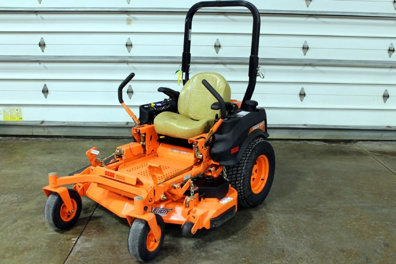 2017 Scag Stcii48v 22fs Zero Turn Mower For Sale