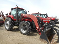 Tractor For Sale 2010 Case IH MX190 , 165 HP