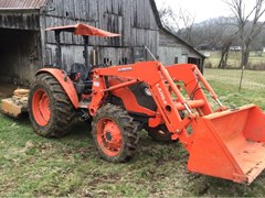 Tractor For Sale 2014 Kubota M7060HD , 65 HP
