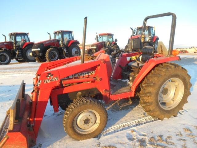 1992 Massey Ferguson 1145 Tractor For Sale