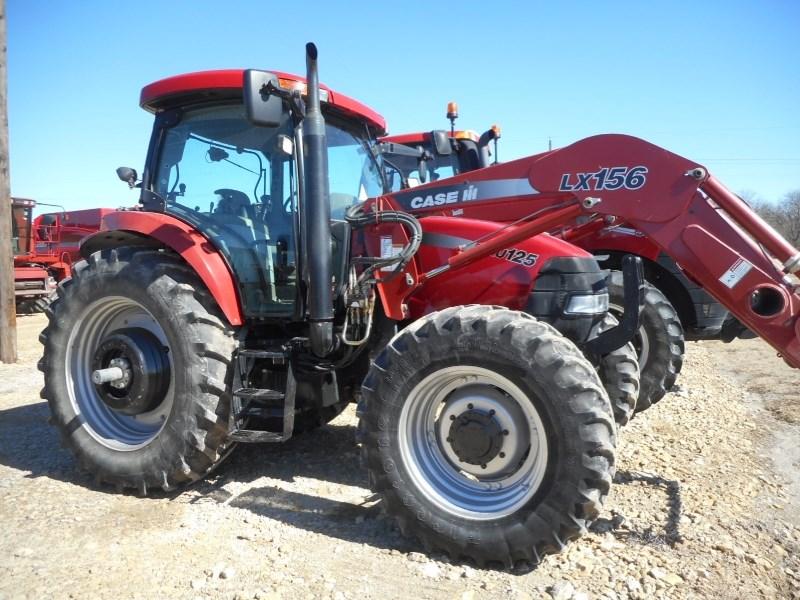 2004 Case IH MXU125 Tractor For Sale