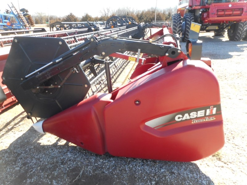 2012 Case IH 3020-25 Header-Auger/Flex For Sale