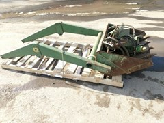 Front End Loader Attachment For Sale 1976 John Deere 37 LOADER