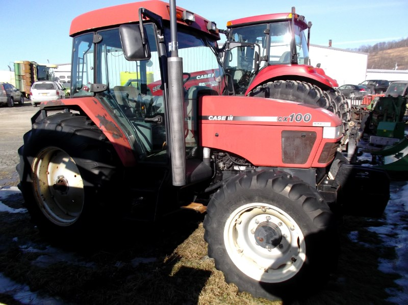 Case IH cx100 Tractor For Sale