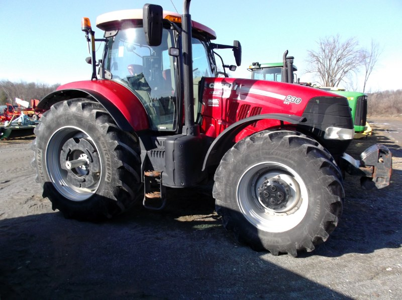 Case IH Puma 230 CVT Tractor For Sale