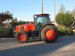 Tractor For Sale:  Kubota M6-141 , 141 HP