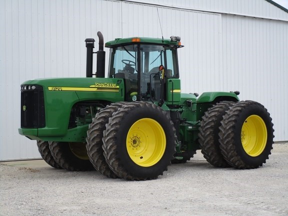2003 John Deere 9120 Tractor For Sale