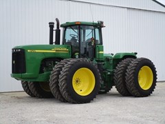 Tractor For Sale 2003 John Deere 9120 , 280 HP