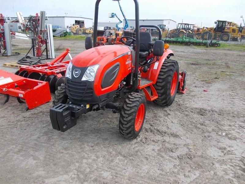2017 Kioti CK3510SE HC Tractor