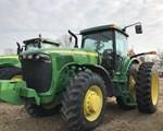 Tractor For Sale: 2002 John Deere 8220, 190 HP
