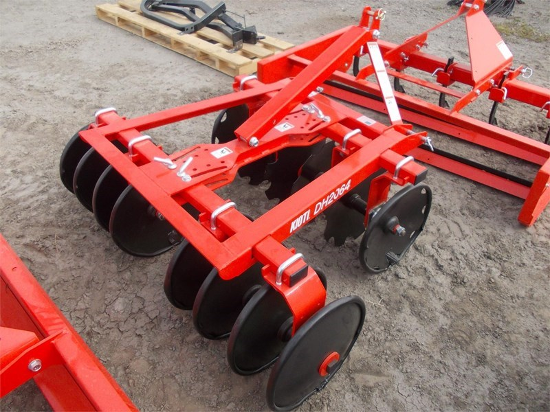 2017 Kioti DH2064 Disk Harrow For Sale