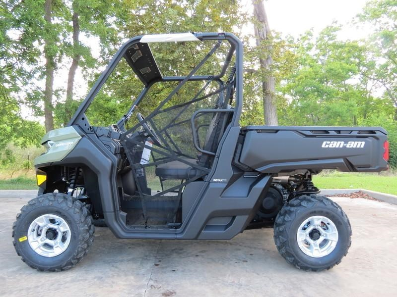 2018 Can-Am 2018 DEFENDER DPS HD5 GREEN SKU # 8WJF Utility Vehicle For Sale