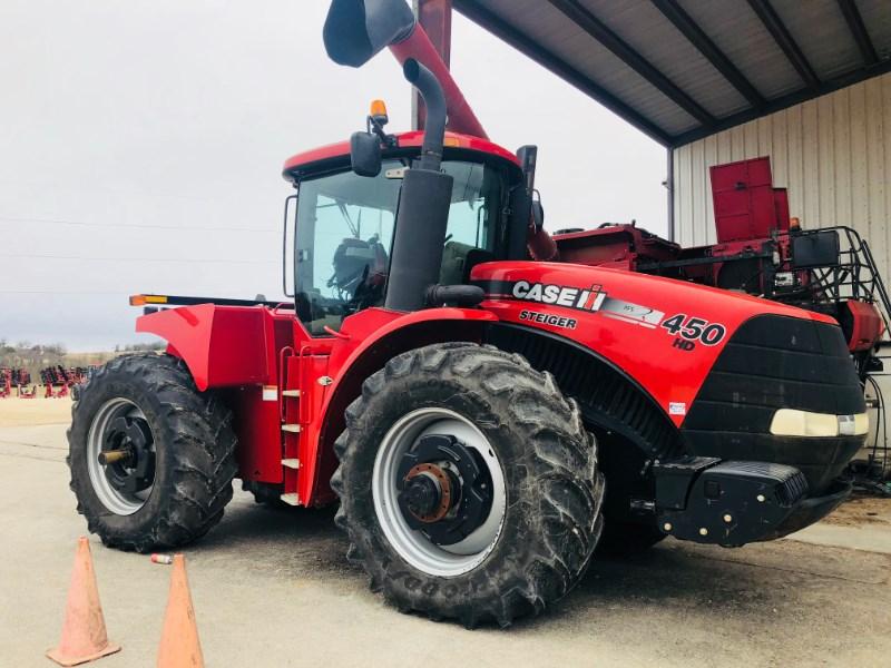 2013 Case IH Steiger 450 Tractor For Sale