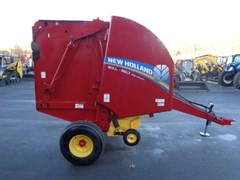 Baler-Round For Sale 2017 New Holland 450 Utility