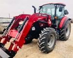 Tractor For Sale: 2015 Case IH Farmall 110C Hi-Lo, 107 HP