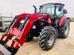 Tractor For Sale:  2015 Case IH Farmall 110C Hi-Lo , 107 HP