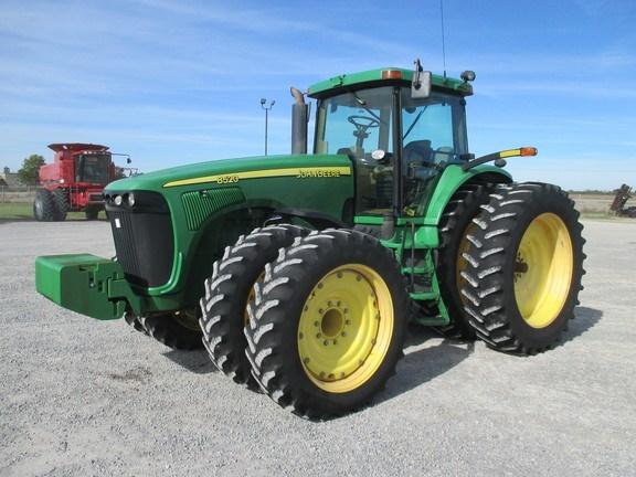 2005 John Deere 8520 Tractor For Sale
