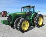 Tractor For Sale: 2005 John Deere 8520, 255 HP