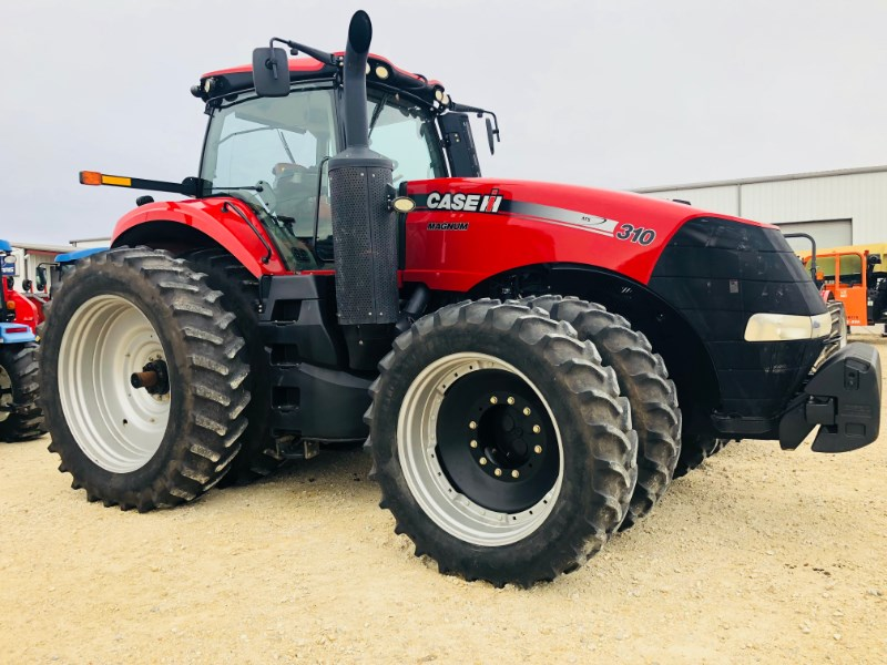 2015 Case IH Magnum 310 Tractor For Sale