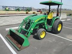 Tractor For Sale:  2007 John Deere 4120 , 43 HP