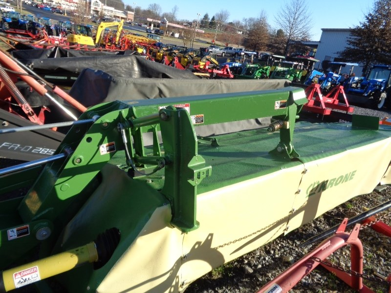 2014 Krone FCR320 Disc Mower For Sale