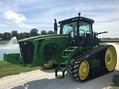 Tractor For Sale 2010 John Deere 8320RT , 320 HP