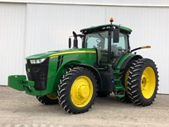 Tractor For Sale 2017 John Deere 8295R , 295 HP