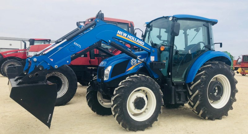 2015 New Holland Powerstar T4.65 Tractor For Sale