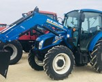 Tractor For Sale: 2015 New Holland Powerstar T4.65, 65 HP