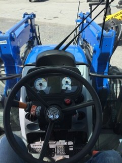 Tractor For Sale 2016 New Holland T4.100 , 80 HP